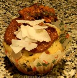 Samoa cupcake.