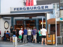Fergburger in Queenstown