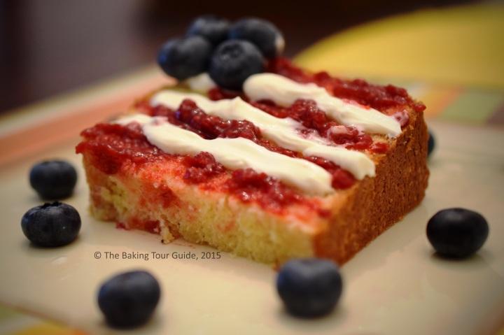 Pound cake © The Baking Tour Guide, 2015