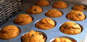 Pumpkin Muffin 4 © The Baking Tour Guide