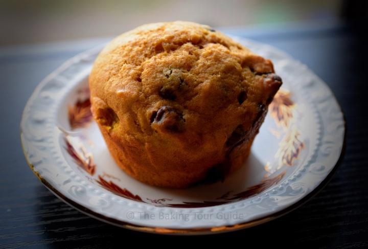 Pumpkin Muffin 5 © The Baking Tour Guide