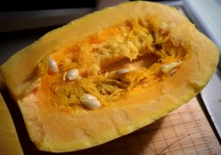 Spaghetti Squash 2 © The Baking Tour Guide