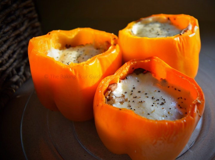 Stuffed Pepper 11 © The Baking Tour Guide