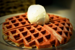 Protein Waffles 1 © The Baking Tour Guide