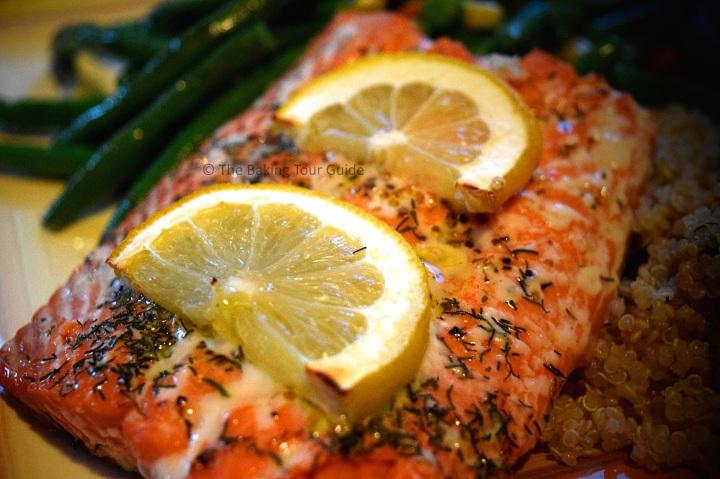 Salmon 4 © The Baking Tour Guide