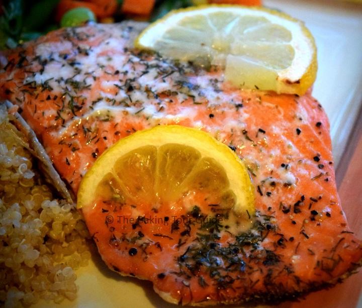 Salmon 5 © The Baking Tour Guide