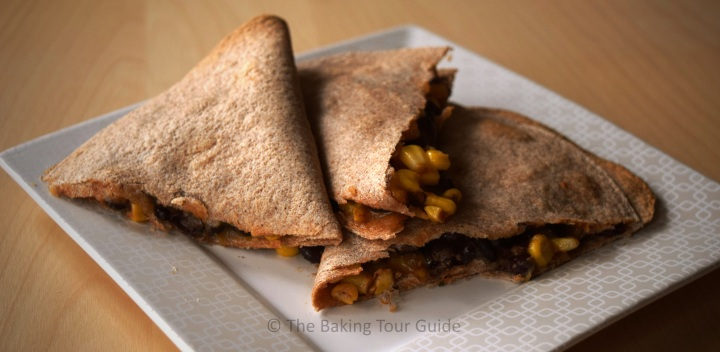 black-bean-and-corn-quesadilla-3-the-baking-tour-guide