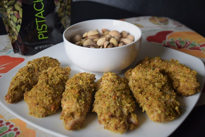 Pistachio Crusted Chicken 2