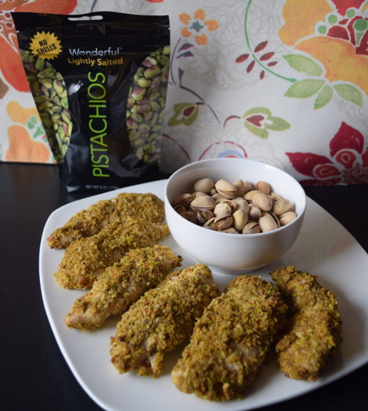 Pistachio Crusted Chicken Tender 1