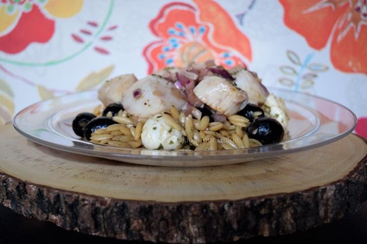 Sea Scallops 3 © The Baking Tour Guide